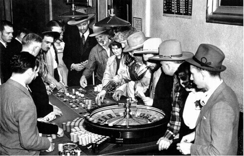 Image of land-based casinos - casino history