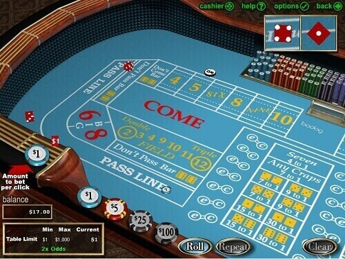 Why play Craps Online?