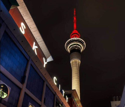 SkyCity Auckland Casino New Zealand