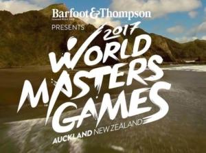 World Masters Games New Zealand 2017