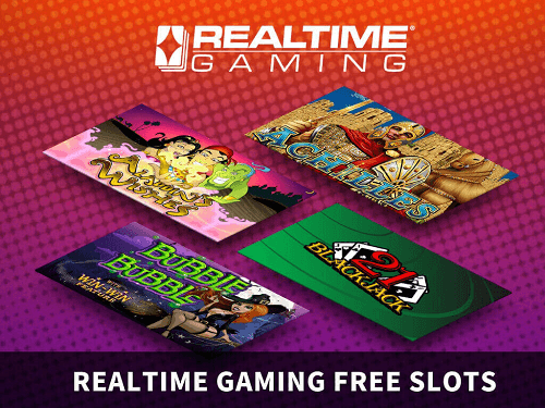 Casino Games by RealTime Gaming