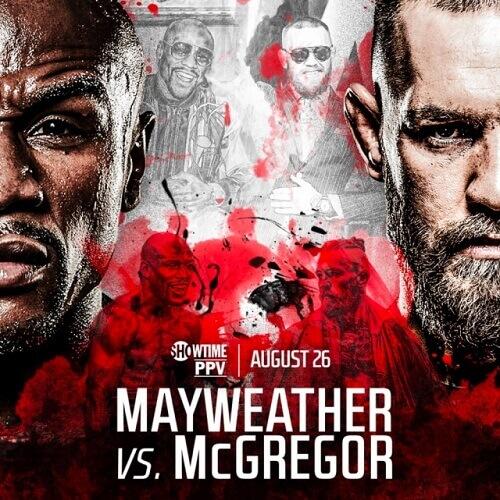 Mayweather vs. McGregor - New Zealand