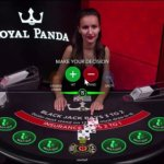 Huge Win on Live Dealer Blackjack at Royal Panda – NZ 2017