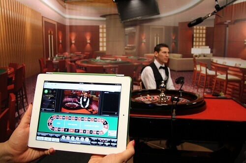 Live Roulette - New Zealand