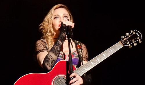 Madonna Pokie - New Zealand