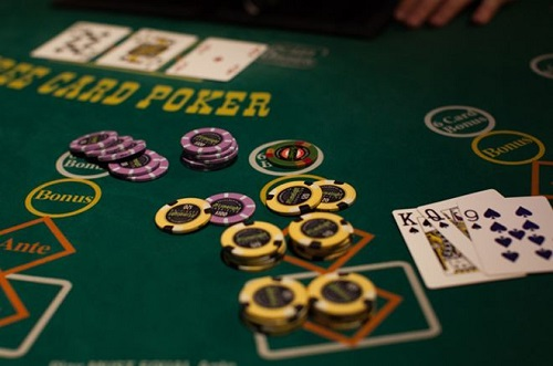 3 Card Poker New Zealand