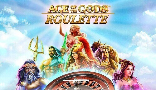 Age of the Gods Live Roulette Jackpot NZ