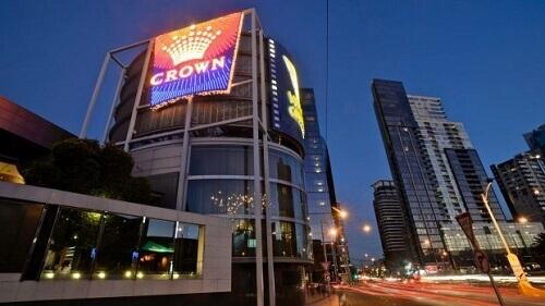 Slot Tampering Crown Melbourne - NZ