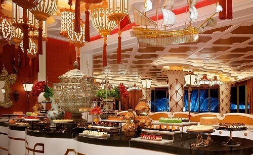 Macau Gastronomy at Wynn Cotai Resort