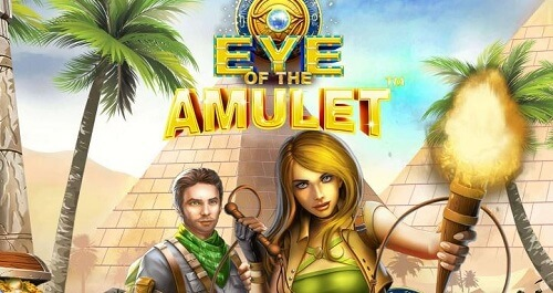 Eye of the Amulet at Leo Vegas NZ