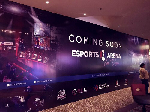 Luxor Casino eSports Arena - New Zealand