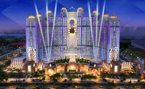 Melco Resorts & Entertainment Top Gaming Operator Award