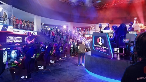 Esports Arena Las Vegas - NZ Gaming News