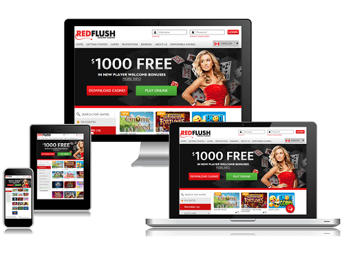 Red Flush Online Casino Reviews & Ratings