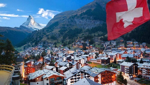 Voters in Switzerland Approve Online Gambling – NZ Legal News