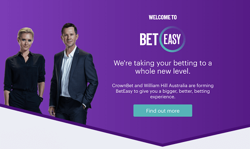 BetEasy Rebrand Campaign Launched by CrownBet – NZ Betting News