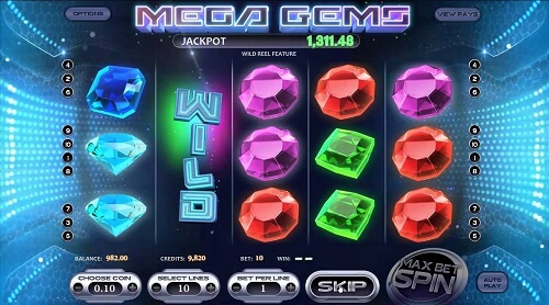 Mega Gems Pokie Reviews & Ratings – Play & Win Mega Gems