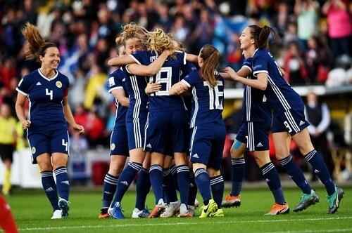 Scottish Women's Football Turn down Gambling Brands – NZ News