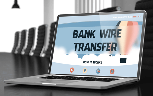 How to Use Wire Transfer Online Casinos