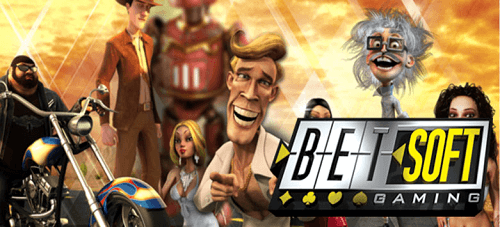 Betsoft Casino Gaming Selection