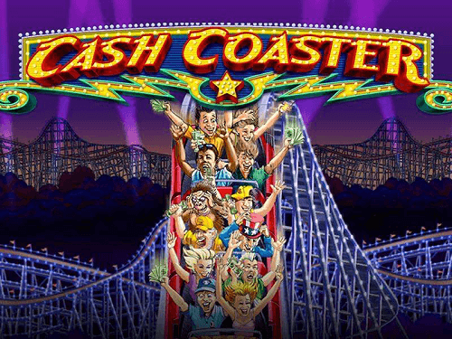 Cash Coaster Pokie Review
