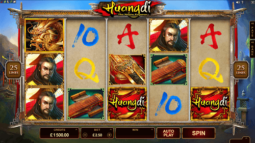 Huangdi - the Yellow Emperor Pokie Rating
