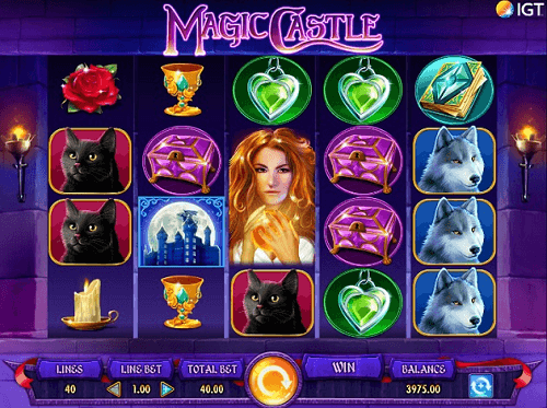 Magic Castle Pokie Rating