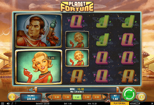 Planet Fortune Pokie Rating