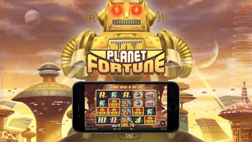 Planet Fortune Pokie Review