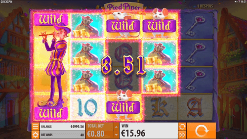 Pied Piper Pokie Rating