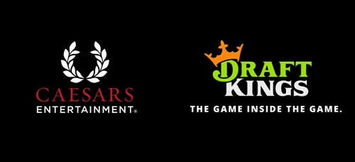 DraftKings & Caesars Partner Deal