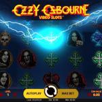 NETENT Creates Ozzy Osbourne Pokie