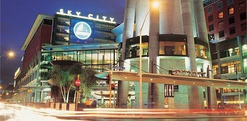 SkyCity Entertainment Group Turnover Drops
