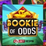 Microgaming Releases Bookie of Odds Pokie Game