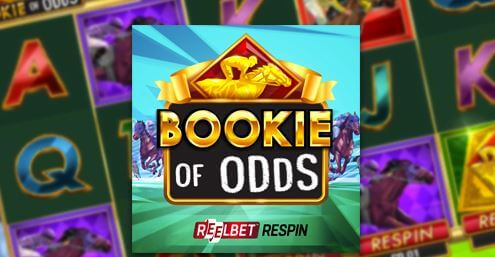 Microgaming Launches Bookie of Odds Pokie Game