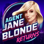 Agent Jane Blonde Returns Released by Microgaming