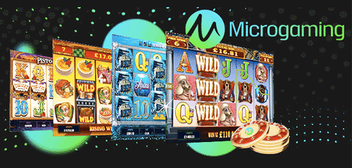 Microgaming Pokies Games 2019