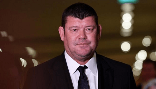 James Packer loses out