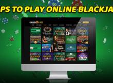 Blackjack tips NZ