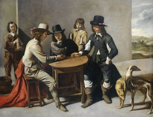 Gambling Through the Ages
