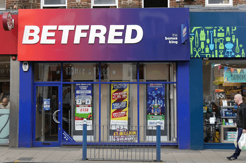 Betfred Deal with Elite Casino Resorts