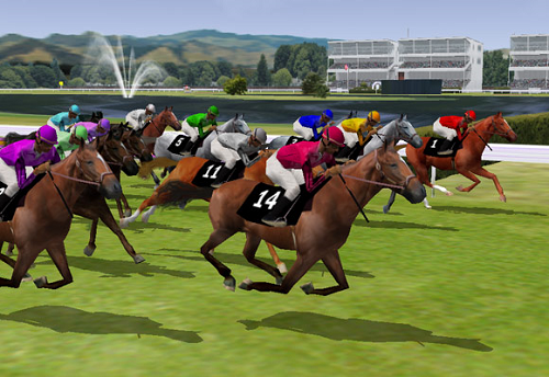 GTA Glitch on horse racing bets online