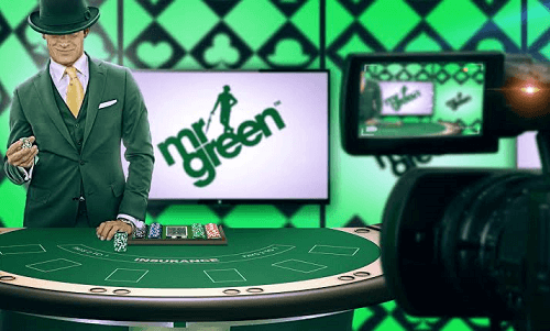 Mr Green Top rated casino