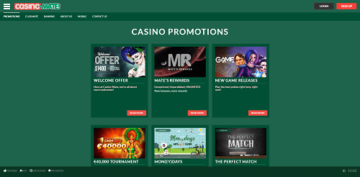 Casino-Mate Promotions