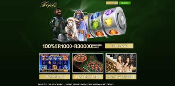 Casino Tropez Lobby