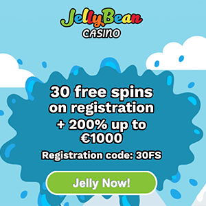 JellyBean Casino Sign Up