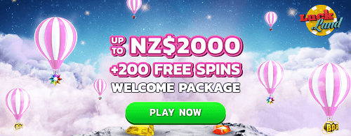 Luckland Casino Offers