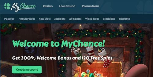 MyChance Casino Offer