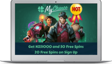 MyChance Casino Rating