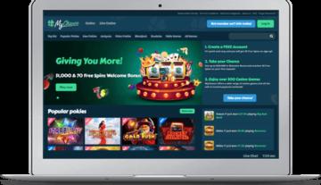 MyChance Casino Reviews
